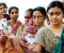 Heavy turnout of voters in Bengal's Maoist heartland