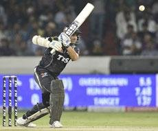 Ganguly shines on comeback as Pune beat Deccan by six wickets