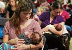 Breastfed kids are better behaved