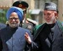Welcome to your second home,  Karzai tells PM