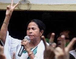 Mamata decimates CPM-led Front