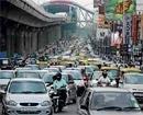 'Maddening traffic contributing to stress'