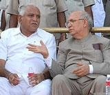 Centre in no hurry to decide on Governor's report in Karnataka
