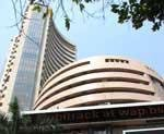 Sensex closes 208 pts lower on poor SBI nos, oil subsidy woes