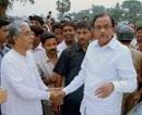 Chidambaram lays foundation stone for integrated border check-post
