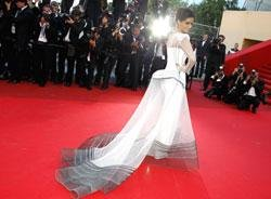 Sonam made a brave choice for Cannes red carpet: Designers