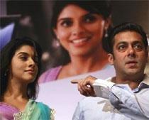 'Salman in reverse mode, energy level increasing'