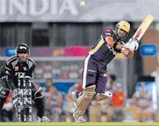 Knight Riders stay alive with win