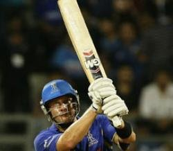 RR beat MI by 10 wickets, give perfect send off to Warne