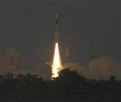 Indian communication satellite GSAT-8 successfully launched