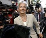 Britain endorses Lagarde as new IMF chief
