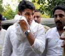 Sachin Pilot held, released in UP