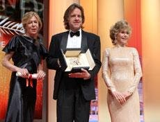 'The Tree of Life' wins 2011 Golden Palm at Cannes