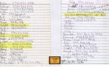 Headley's diary provides telephone numbers of Pak handlers