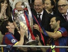 Messi seals status as best of his generation
