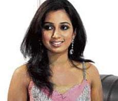 Bhansali is encyclopedia of music, says Shreya Ghoshal