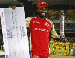 Gayle complains of not getting enough love and respect in WI