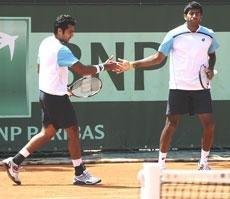 Bopanna-Qureshi in quarterfinals of French Open