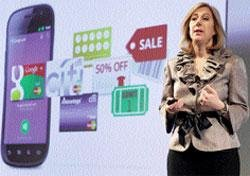 Google unveils application for paying with phone