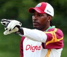 Gayle is WIPA 'Cricketer of the Year'
