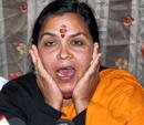 Uma returns to BJP fold