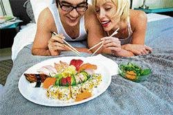 Late dinners may take their toll on fertility