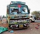 Truck mows down eighteen sleeping pilgrims in Gujarat