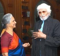 Bollywood mourns M F Husain's demise