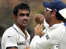 Mithun, Praveen to replace injured Zaheer, Sreesanth