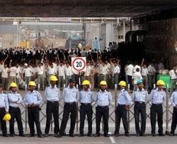 Haryana bans strike at Maruti's Manesar plant