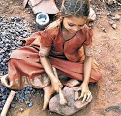 Child workers doing hazardous work: UN