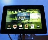 BlackBerry tablet to hit India within a month
