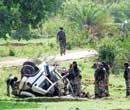 Three CRPF jawans killed in Chhattisgarh