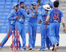 Indians aim cleansweep, Windies to play for pride