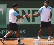 Bopanna-Qureshi in final of Germany ATP event