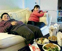 Many obese kids prone to strokes