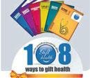 Now, you can gift health to loved ones through cards