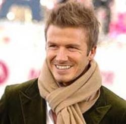 David Beckham is the best dressed man in UK