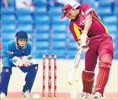 Clinical West Indies crush India by 103 runs in fourth ODI