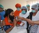Ramdev says campaign will continue, reaches Haridwar