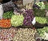 Food inflation down marginally to 8.96 pc