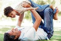 It's family first for new-age dads