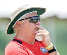 It's me who would learn from Team India seniors: Fletcher