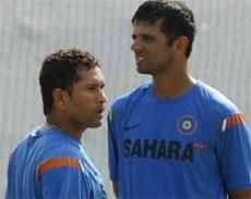 Dravid is still motivated by Tendulkar