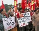 Rains halt POSCO project acquisition for the second day