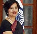 India has realistic expectations from talks with Pak