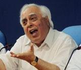 Broad consensus on draft Lokpal bill: Sibal