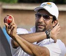 Akram disappointed with performance of Indian youngsters