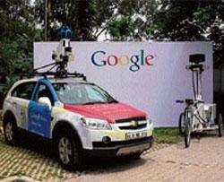 Google suspends Street View service; says reviewing matter