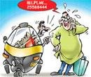 'Some auto drivers will never learn'
